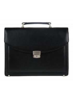 Портфель кожаный Franchesco Mariscotti 2-041к