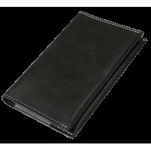 Обложка для паспорта ОП-L черная Apache