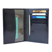 Обложка для паспорта МП-1 Mackintosh Studio черная