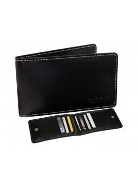 Футляр для кредитных карт ФСК-2-S черный Apache RFID