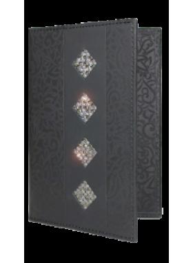 Дамский бумажник водителя БС-12 black stone Kniksen